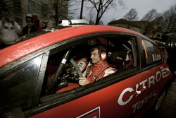 2007 World Rally Champion Sébastien Loeb