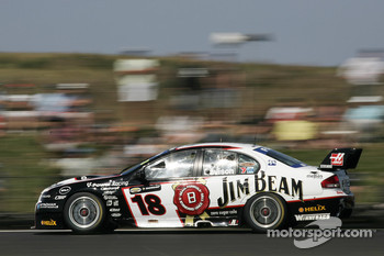 Will Davison (Jim Beam Racing Ford Falcon BF)