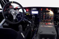 Volkswagen: Volkswagen Race Touareg 2 cockpit