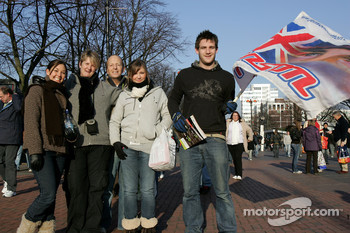 Jenson Button fans