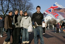 Jenson Button fans