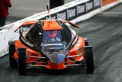 Quarter final 4: Michael Schumacher
