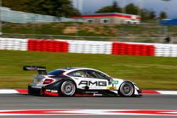 保罗·迪雷斯塔,HWA AG车队梅赛德斯-AMG C63 DTM