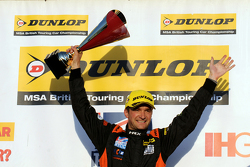 Race 3 Winner Colin Turkington, Team BMR, Volkswagen CC