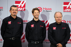 Haas F1 Team driver announcement