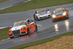 #75 Compass360 Racing Audi S3: Paul Holton, Kyle Gimple
