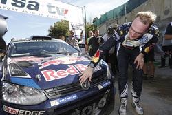 Ganador Jari-Matti Latvala, Volkswagen Motorsport