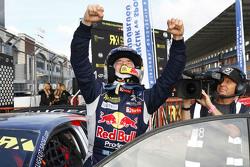 Winnaar Timmy Hansen, Team Peugeot Hansen