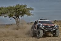 Sebastien Loeb, Rally Morocco