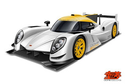 Dome LMP3 announcement