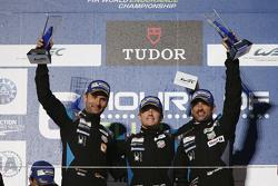 GTE-Am组别冠军:帕特里克·丹普西、帕特里克·隆、马尔科·西弗里德,丹普西博通车队