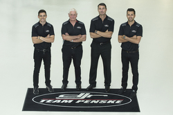 Fabian Coulthard DJR Team Penske announcement