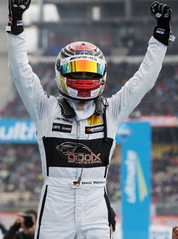 2015 kampioen Pascal Wehrlein, HWA AG