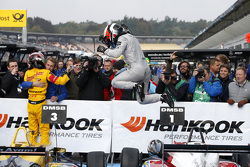 Race 3 Winnaar Felix Rosenqvist, Prema Powerteam Dallara Mercedes-Benz