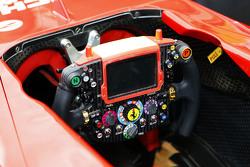 Ferrari SF15-T steering wheel