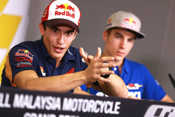 Marc Marquez, Repsol Honda Team in press conference