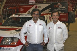 Red Line Off-Road Team: Francisco Inocencio and Paulo Fiuza