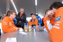 Disappointment with the KTM team after the cancellation news