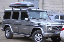 Team Fleetboard Dakar: Mercedes G Class