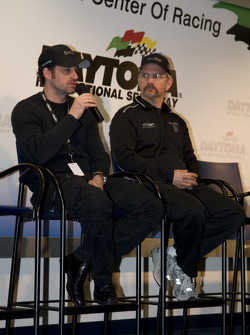 Hyper Sport press conference: Patrick Dempsey and Joe Foster