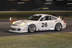 #26 Gotham Competition Porsche GT3 Cup: Jerome Jacalone, Joe Jacalone,Max Schmidt
