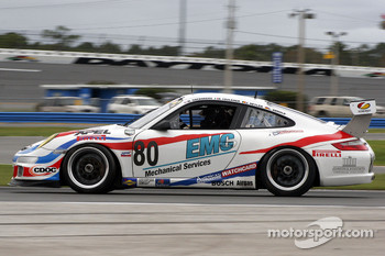 #80 Synergy Racing Porsche GT3 Cup: Mark Greenberg, Damien Faulkner, Jan Heylen, Lance Arnold