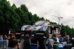 #178 Didier Bonnet ALD 06 BMW: Didier Bonnet, Gérard Tremblay, Gérard Cuynet