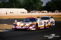 #2 Silk Cut Jaguar Jaguar XJR9 LM: John Nielsen, Andy Wallace, Price Cobb