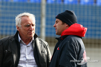 Dietrich Mateschitz, Owner of Red Bull, Scuderia Toro Rosso, 50% Team Co Owner