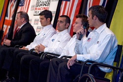Chip Ganassi Racing with Felix Sabates: Bryan Clauson