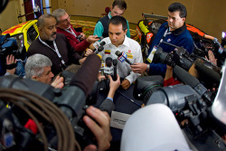Chip Ganassi Racing with Felix Sabates: Juan Pablo Montoya