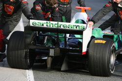 Honda Racing F1 Team, detail