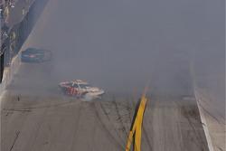 Jason Keller and Stanton Barrett also involve in the crash