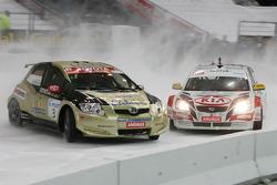 Bertrand Balas and Laurent Fouquet