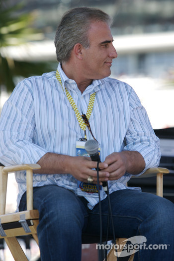 Fans forum with Derrike Cope