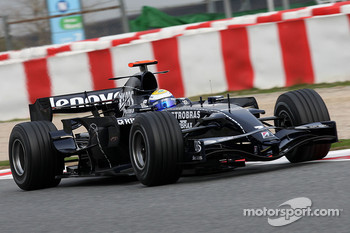 Nico Rosberg, Williams F1 Team, FW30