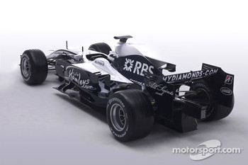 The new Williams FW30