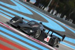 #10 Charouz Racing System Lola Aston Martin: Jan Charouz, Stephan Mücke