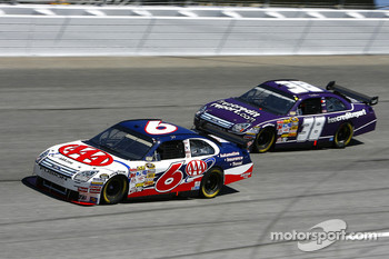 David Ragan and David Gilliland