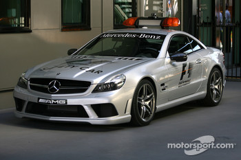 New Safety car