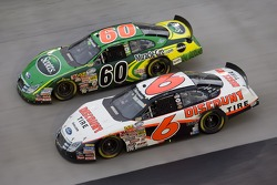 David Ragan and Carl Edwards