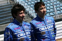 Calsonic Impul GT-R: Tsugio Matsuda, Sébastien Philippe