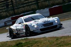 #35 Houzan Kraft SC430: Peter Dumbreck, Tatsuya Kataoka