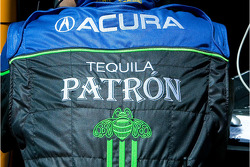 Pertron is a new sponsor of the ALMS and the #9 Acura LMP2