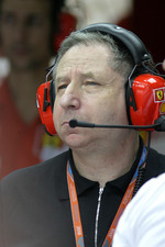 Jean Todt, Scuderia Ferrari, Ferrari CEO