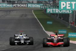 Lewis Hamilton, McLaren Mercedes, MP4