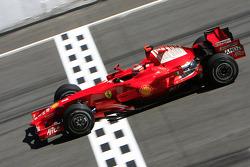 F1: Kimi Raikkonen (Scuderia Ferrari Marlboro)