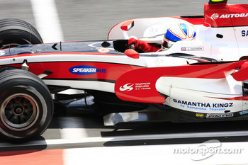 Anthony Davidson (Super Aguri F1 Team)