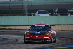#88 Farnbacher Loles Porsche GT3 Cup: Dave Lacey, Greg Wilkins