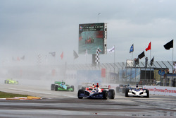 Race action in Turn One